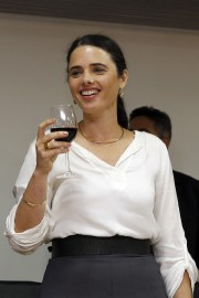 Ayelet Shaked... (Photo: AP) - image 2.0