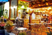 La jolie terrasse du restaurant italien Broders' Pasta... (Photo: tirée de Facebook) - image 5.0
