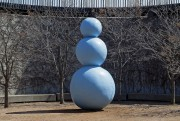La scupture Font of snowman.... (Photo: fournie par Meet Minneapolis) - image 10.0