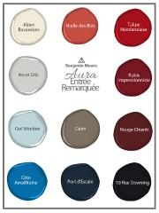 Quelques-unes des couleurs exclusives de la gamme Aura... - image 1.0