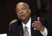 Le ministre américain de la Sécurité intérieure, Jeh... (Photo Lauren Victoria Burke, archives AP) - image 1.0