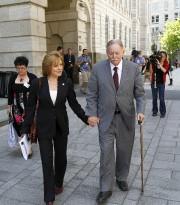 Lorsque sa femme, Lisette Lapointe, a quitté le... (Photothèque Le Soleil, Yan Doublet) - image 1.0