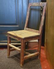 Toute simple, «la chaise de l'île d'Orléans» dérive... (Le Soleil, Jean-Marie Villeneuve) - image 2.0