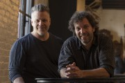 Daniel Fortin, directeur de création principal et Jean-Guy... (Photo: La Presse) - image 1.0