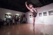Il a été formé au Ballet de Hambourg... (Photo: Stéphane Lessard Le Nouvelliste) - image 1.0