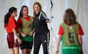 L'entraîneuse Lyne Beauregard... (Photo André Pichette, La Presse) - image 4.0