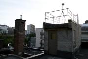 L'un des capteurs de la qualité de l'air... (PHOTO OLIVIER JEAN, LA PRESSE) - image 1.0