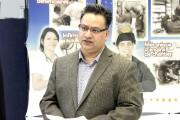 Le président-directeur général de Tata Steel Minerals Canada,... (Collaboration spéciale Fanny Lévesque) - image 2.0