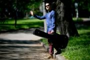 Dumas entamera son été, des plus occupés, aux... (PHOTO DAVID BOILY, LA PRESSE) - image 4.0