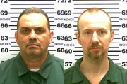 Les prisonniers Richard Matt et David Sweat.... (Photos Reuters) - image 1.0