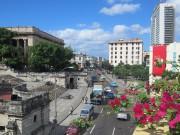 La vue de notre «casa« à La Havane... (Photo collaboration spéciale Mylène Moisan) - image 2.0