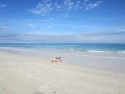 Une plage, près de Santa Maria del Mar,... (Photo collaboration spéciale Mylène Moisan) - image 4.0