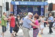 La météo s'est rangée du côté du Festival... (Photo: Émilie O'Connor, Le Nouvelliste) - image 1.0