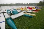 Sherbrooke étant une ville d'eau, pourquoi ne pas... (PHOTO DAVID BOILY, LA PRESSE) - image 2.0