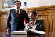 Al Pacino s'est vu remettre les clefs de... (PHOTO OLIVIER JEAN, LA PRESSE) - image 2.0