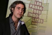 Le directeur général et artistique d'ExMuro, Vincent Roy,... (Le Soleil, Patrice Laroche) - image 1.0
