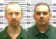 David Sweat (à gauche) et Richard Matt. ... (PHOTO ARCHIVES AP) - image 1.0