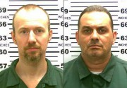 David Sweat et Richard Matt.     ... (Photo: AP) - image 1.0