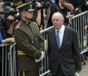 L'ancien premier ministre péquiste Bernard Landry... (La Presse Canadienne) - image 1.0
