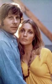 Roman Polanski et Sharon Tate dans une... (Archives AFP) - image 2.0