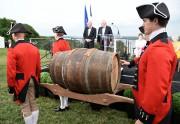 Une barrique de 250 litres de cognac a... (Photo: AFP) - image 2.0