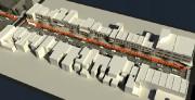 Alors que les pelles mécaniques prendront la rue... (IMAGE FOURNIE PAR LA VILLE DE MONTRÉAL) - image 1.0
