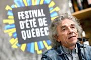 Marc Gourdeau a orchestré la programmation des arts... (Le Soleil, Patrice Laroche) - image 1.0