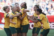 L'Australie, classée 10e au monde, s'était inclinée 3-1... (Photo John Woods, La Presse Canadienne) - image 1.0