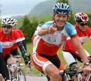 Pierre Lavoie passe son samedi à vélo. Rien... - image 1.0