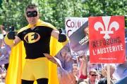 Dans son discours pour clore le congrès du... (Photo La Presse Canadienne, Graham James) - image 3.0