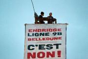 Les deux activistes ne sont pas affiliés à... (PHOTO FÉLIX O.J. FOURNIER, COLLABORATION SPECIALE) - image 1.0