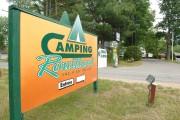 Au Camping Rouillard dans le secteur Lac-à-la-Tortue, le... (Photo d'archives, Le Nouvelliste) - image 1.0