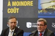 Le ministre responsable de la Capitale-Nationale, Sam Hamad,... (Le Soleil, Patrice Laroche) - image 1.0