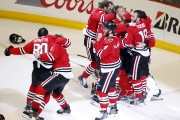 Les Blackhawks de Chicago ont remporté la coupe... (Photo: Associated Press) - image 1.0