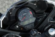 Le tableau de bord de la Honda CBR300R... (Photo fournie par le constructeur) - image 3.0