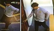 Le tireur présumé faisant son entrée dans l'église.... (PHOTOS REUTERS/POLICE DE CHARLESTON) - image 1.0
