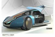 Le Spike est un véhicule électrique sans pare-brise... (ILLUSTRATION BORIS SCHWARZER) - image 5.0