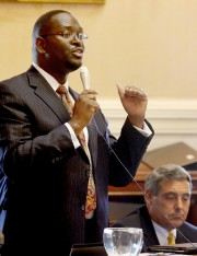 Clementa Pinckney       ... (PHOTO GRACE BEAHM, THE POST AND COURIER/AP) - image 2.0