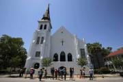 La fusillade s'est produite dans l'église Emanuel African... (PHOTO BRIAN SNYDER, ARCHIVES REUTERS) - image 1.0