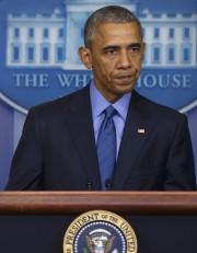 Le président américain a laissé percer son exaspération... (PHOTO REUTERS) - image 2.0