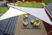 Le voile d'ombrage Sail Shade World, distribué par... (Photo fournie par IDZen) - image 5.0