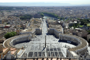 Du haut de la coupole de la basilique,... (Photothèque La Presse) - image 2.0