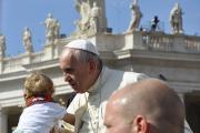 Les audiences papales du mercredi matin, au Vatican,... (PHOTO STÉPHANIE MORIN LA PRESSE) - image 4.0