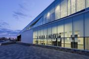 Le centre de foires de Drummondville est l'oeuvre... (Photo Dave Tremblay) - image 1.0