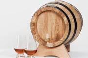 Le baril pour faire vieillir le whisky... (Photo fournie par Les Distillateurs Subversifs) - image 1.0