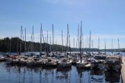 À la marina de Grandes-Piles, le niveau de... (Photo: Audrey Tremblay, Le Nouvelliste) - image 1.1