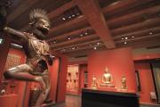 La statue de la déesse bouddhiste Simhavaktra Dakini... (Collaboration spéciale, Marc Tremblay) - image 5.0