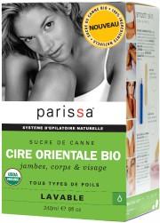 Cire orientale bio de Parissa,19,99$, dans les pharmacies... - image 3.0