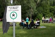 Parc nature de l'Île-de-la-Visitation, Montréal.... (PHOTO ROBERT SKINNER, LA PRESSE) - image 5.0
