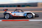 La voiture de course électrique eO PP03.... (Photo fournie par Drive eO) - image 6.0